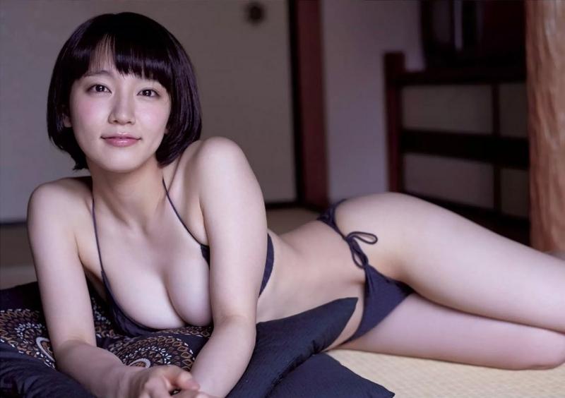 吉岡里帆 かわいい 画像:20180111184003j:plain