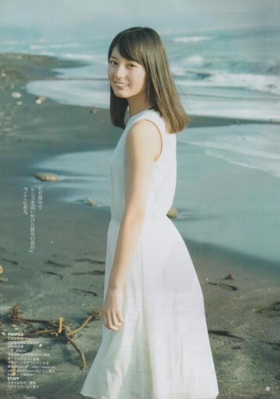 小坂奈緒 画像 水着:20180226232208j:plain