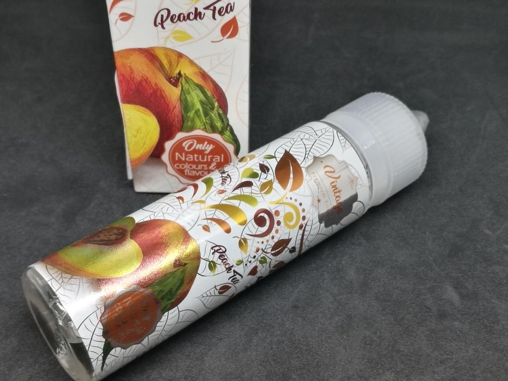 Vintage Brew(ヴィンテージブリュー) Peach Tea ボトル