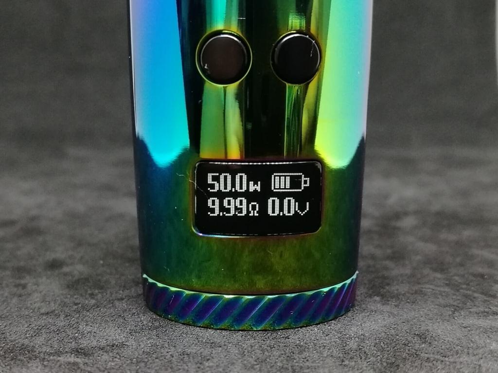 UWELL NUNCHAKU MOD 液晶・パワーモード