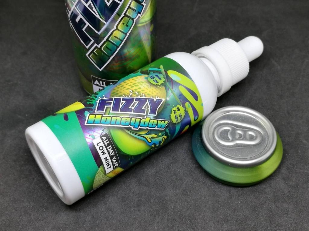MOHAWK&CO FIZZY Honeydew ボトル
