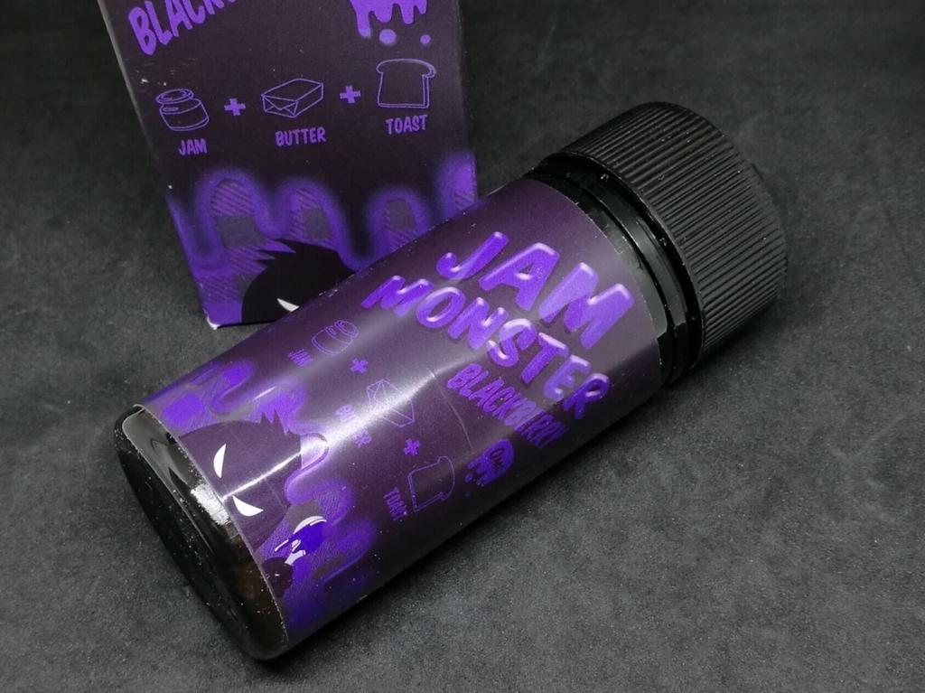 JAM MONSTER BLACK BERRY ボトル