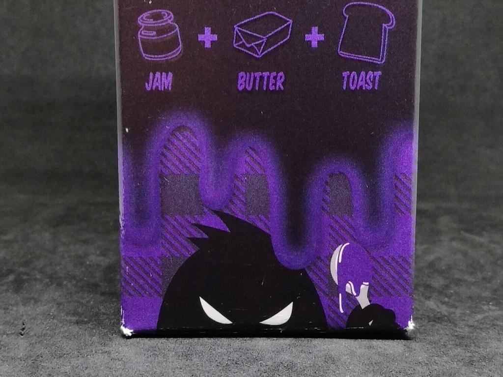 JAM MONSTER BLACK BERRY 外箱