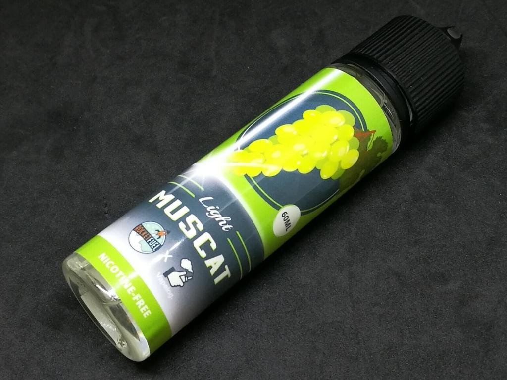 RocketFuel×ベプログ Light Muscat ボトル