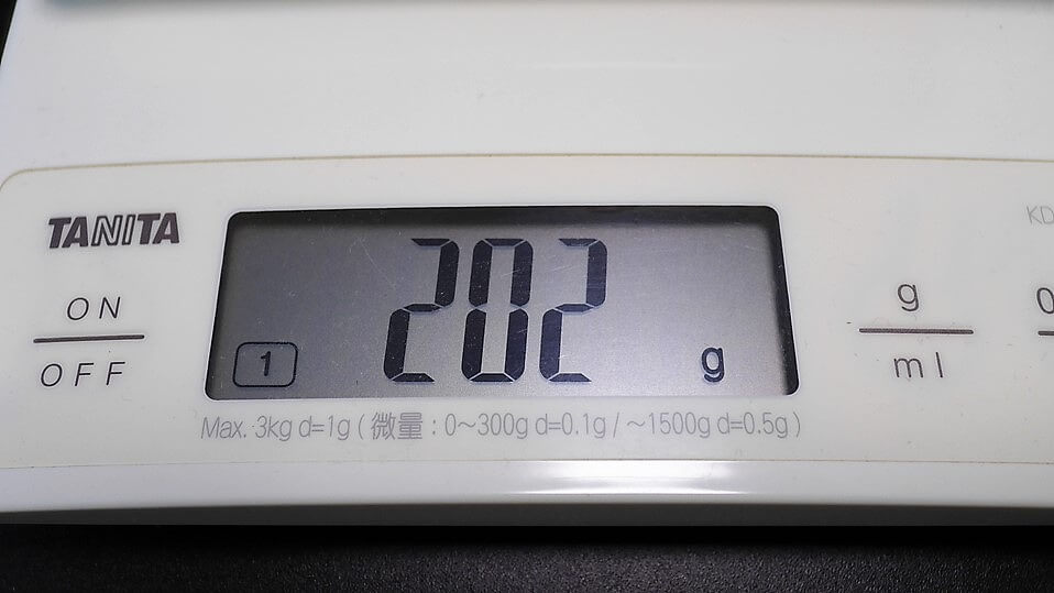Kindle Paperwhite 重量
