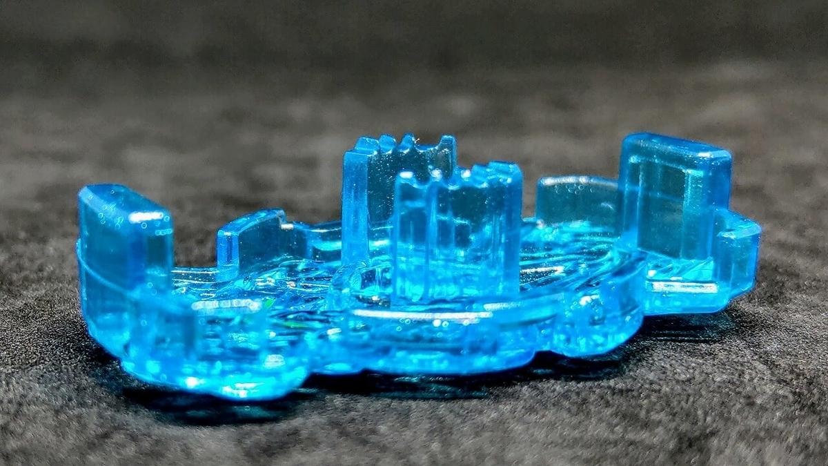 アシュラチップ 氷獄 ロック形状