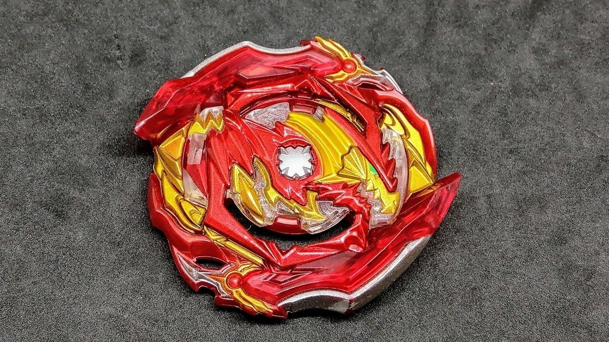 赤で統一したユニオンディアボロス