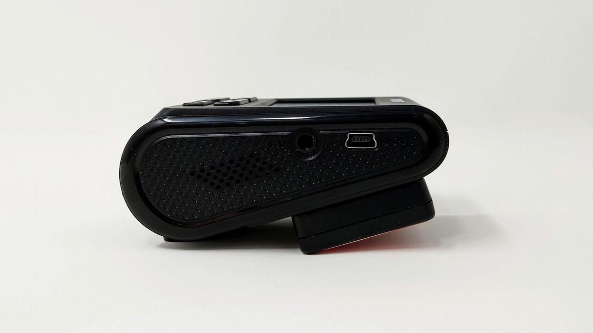 VIOFO A119 V3 Mini USB端子