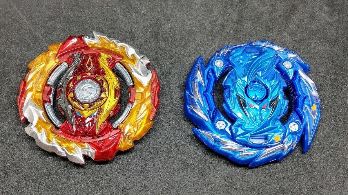 左:ワールドスプリガン・右:マスタースプリガン