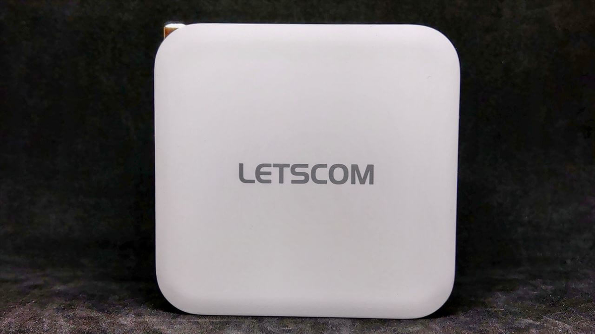 LETSCOM USB Type-C急速充電器 100W