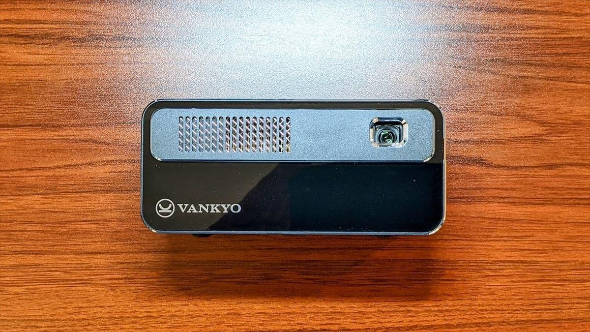 VANKYO GO300 ミニプロジェクター