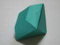 Rubyの折り紙(エメラルド)