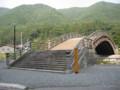 [風景]奈良井木曽の大橋