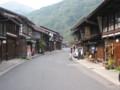 [風景]奈良井宿