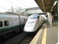 [train]山形新幹線つばさ_高畠駅