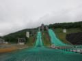 [風景]白馬ジャンプ競技場