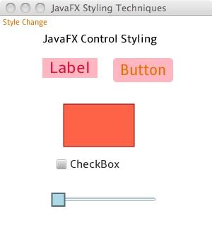 Javafx Css Text Italic Skinning JavaFX Applications with CSS JavaFX