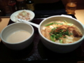[twitter] 幡ヶ谷の弥彦で剛麺。