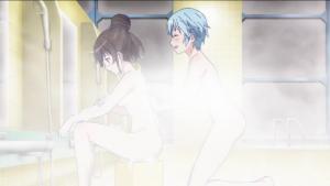 風香6話感想 風夏と小雪ちゃんのお風呂
