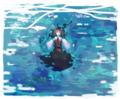 [版権][東方]浮遊霊夢(06/01/30)