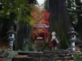 [版権][東方]天狗の山のささやかな秋洩矢諏訪子(09/11/16)