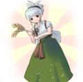 [版権][東方]さなえ(10/09/23)