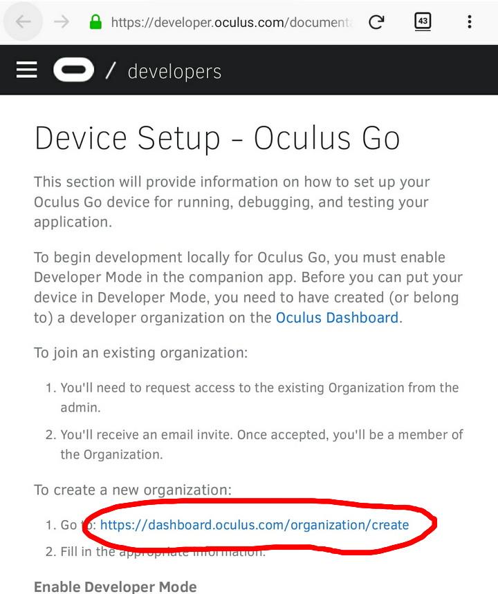 Oculus Goにadb経由でapkをインストールするまでメモ - なにも