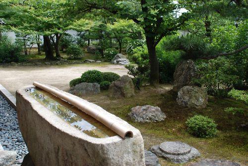 智積院の庭園2