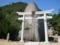 玉比賣神社の霊石  岡山県玉野市玉 高さ35尺(約10.6m)