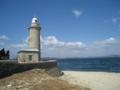 男木島灯台  香川県高松市男木町洲鼻 明治28年点灯