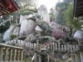神籬石(ひもろぎいし) 岩上神社  兵庫県淡路市柳澤乙