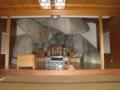 西教寺 奥の院 堂内  香川県さぬき市大川町富田東