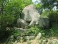 立岩遺跡(天津磐境)  広島県福山市金江町藁江