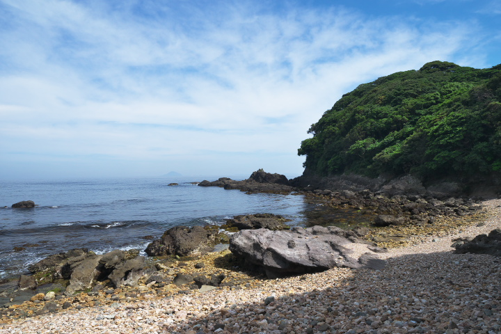 菖蒲沢海岸