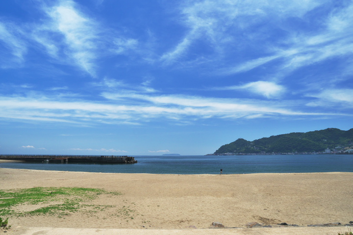 長浜海水浴場