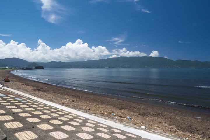 島郷(トウゴウ)海水浴場