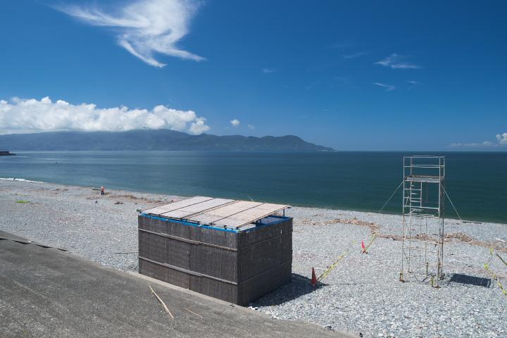 千本浜(センボンハマ)海水浴場