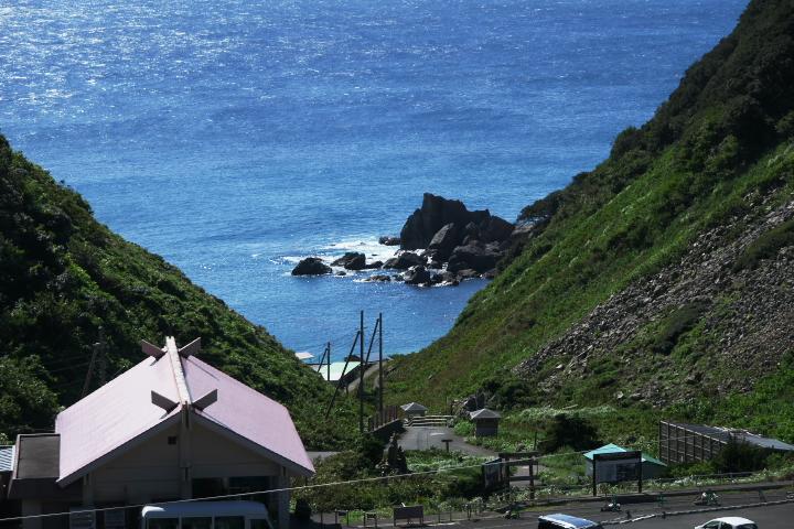 波勝崎海水浴場