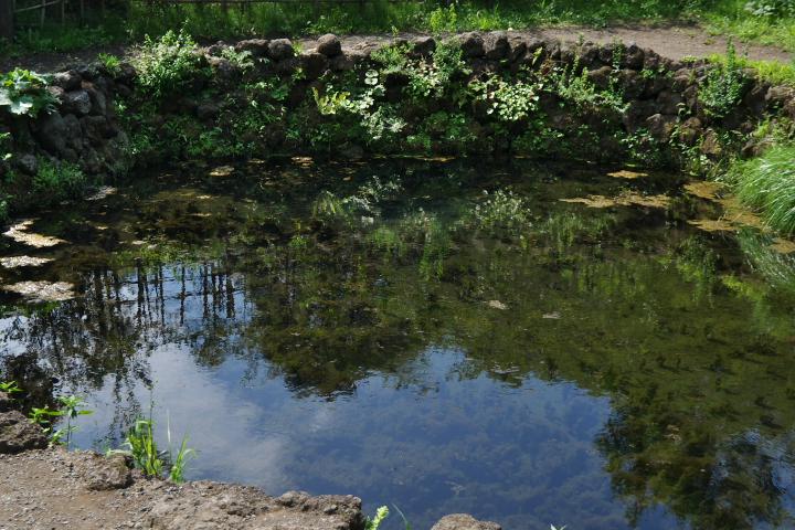 四番霊場 銚子池