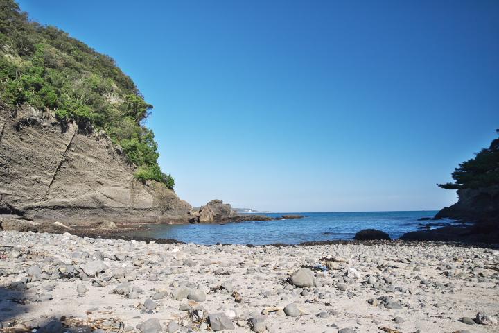 碁石ヶ浜海岸