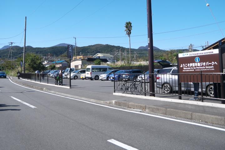 橋立観光駐車場