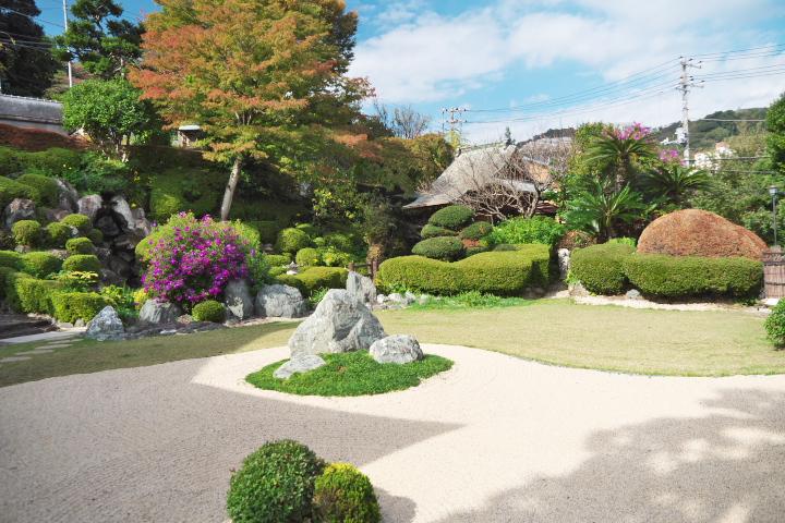海蔵寺 庭園