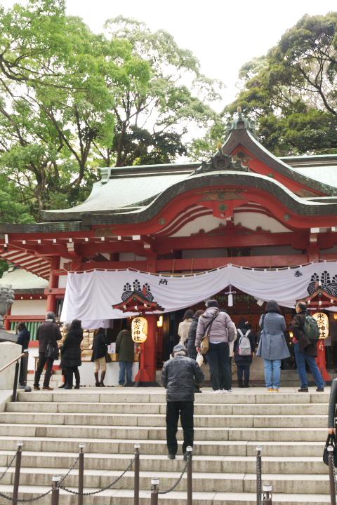 来宮神社 拝殿