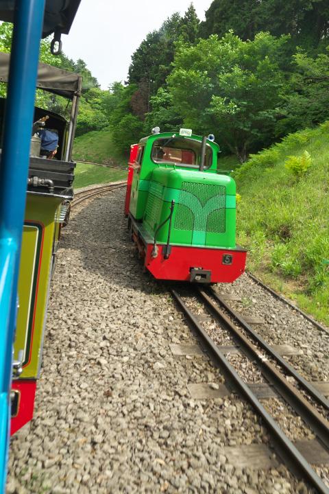 ロムニー鉄道 シティ オブ バーミンガム号