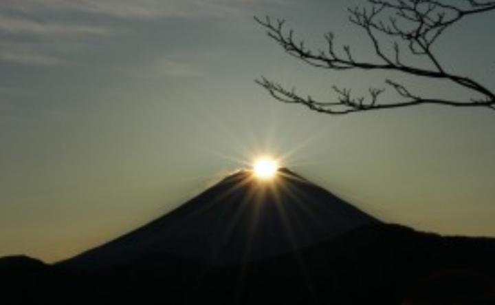 ダイヤモンド富士観賞会