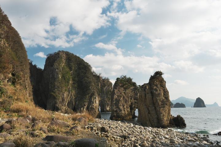 西伊豆 浮島海岸