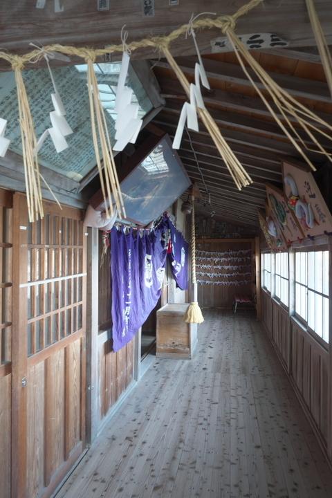 石廊崎 石室神社3