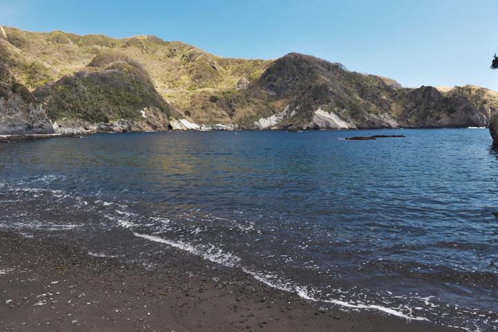 トガイ浜 ビーチ