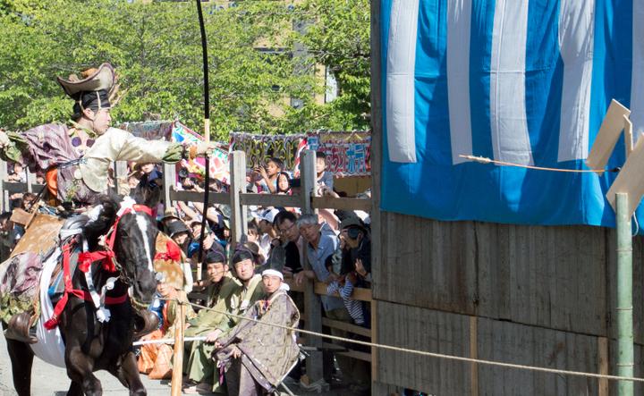流鏑馬祭り