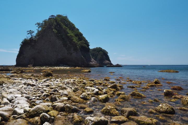 中ノ島方向